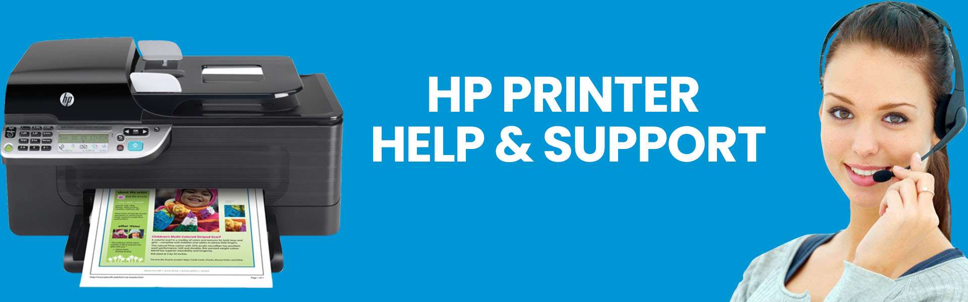 hp printer Help & Support