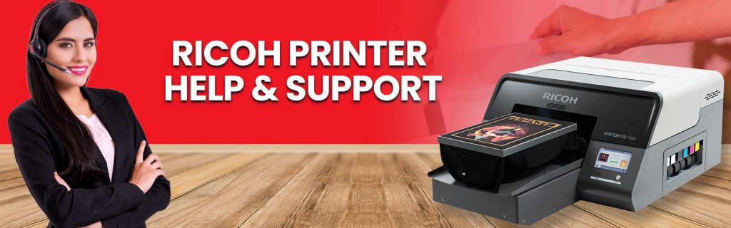 ricoh printer help support