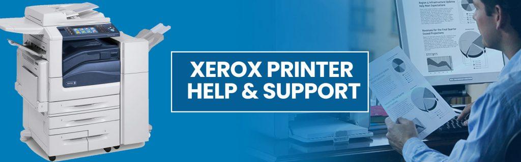 xerox printer help support